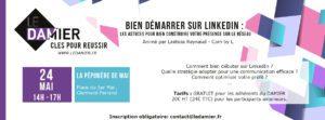 Clés pour réussir : Optimiser son profil Linkedin @ La Pépinière de Mai | Clermont-Ferrand | France