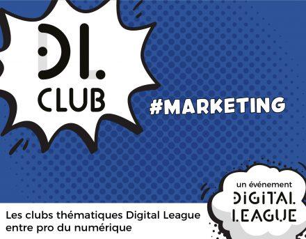 DL Club Marketing #Grenoble @ Événement en ligne