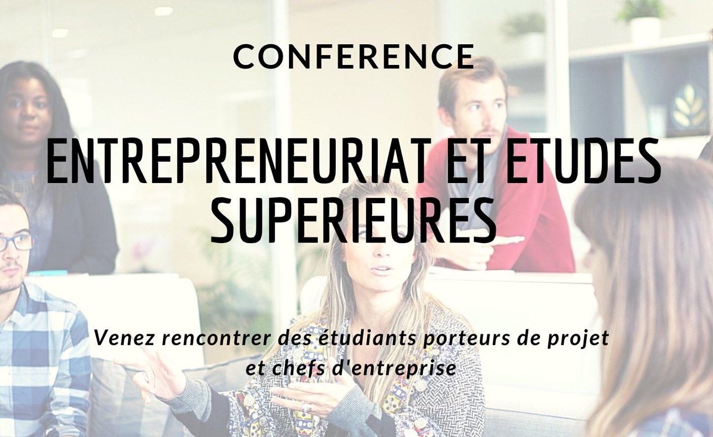 L'entrepreneuriat et études supérieures @ SIGMA Clermont - Amphi Blaise Pascal | Aubière | Auvergne-Rhône-Alpes | France