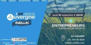 [SUR PLACE] Upheros Aurillac @ LE CANOTIER   Aurillac   Auvergne-Rhône-Alpes   France