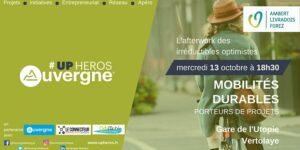 [SUR PLACE] Upheros Vertolaye-Ambert @ Gare de l'Utopie   Vertolaye   Auvergne-Rhône-Alpes   France