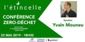Conférence Zero Déchet - L'Étincelle se met au vert @ L'Étincelle | Vichy | Auvergne-Rhône-Alpes | France