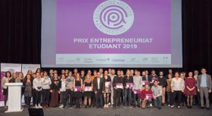 Prix Entrepreneuriat Etudiant 2020 - Remise des prix @ Événement en ligne