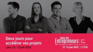 Salon des Entrepreneurs 2019 @ Centre de Congrès | Lyon | Auvergne-Rhône-Alpes | France