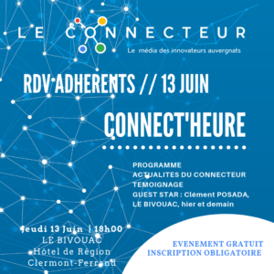 Connect'Heure #5 @ Le Bivouac | Clermont-Ferrand | Auvergne-Rhône-Alpes | France