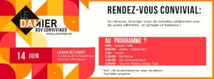 Rendez-vous convivial d'été du DAMIER @ La Baie des Singes | Cournon-d'Auvergne | Auvergne-Rhône-Alpes | France